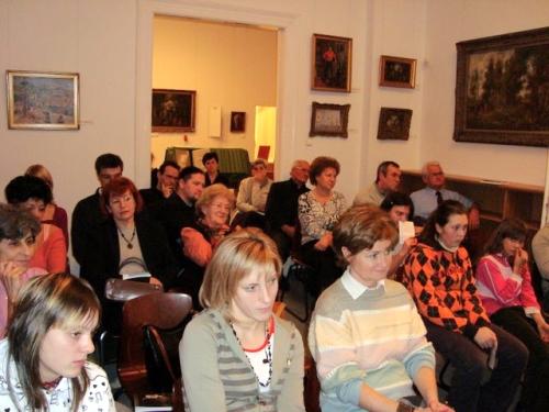 Közönségünk (egy része)