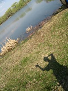Üdvözlünk mindenkit a Megyében! - integetett Vaddi a Fancsalkúti-tó partján