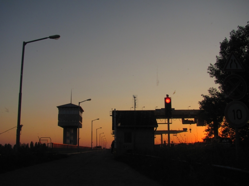 Az út (saját kép)
