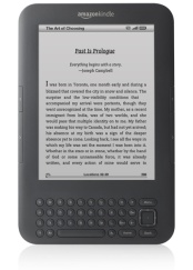 amazon kindle ebook olvaso