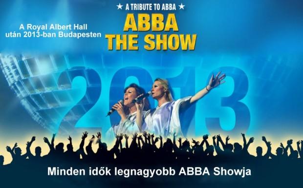 ABBA The Plakát