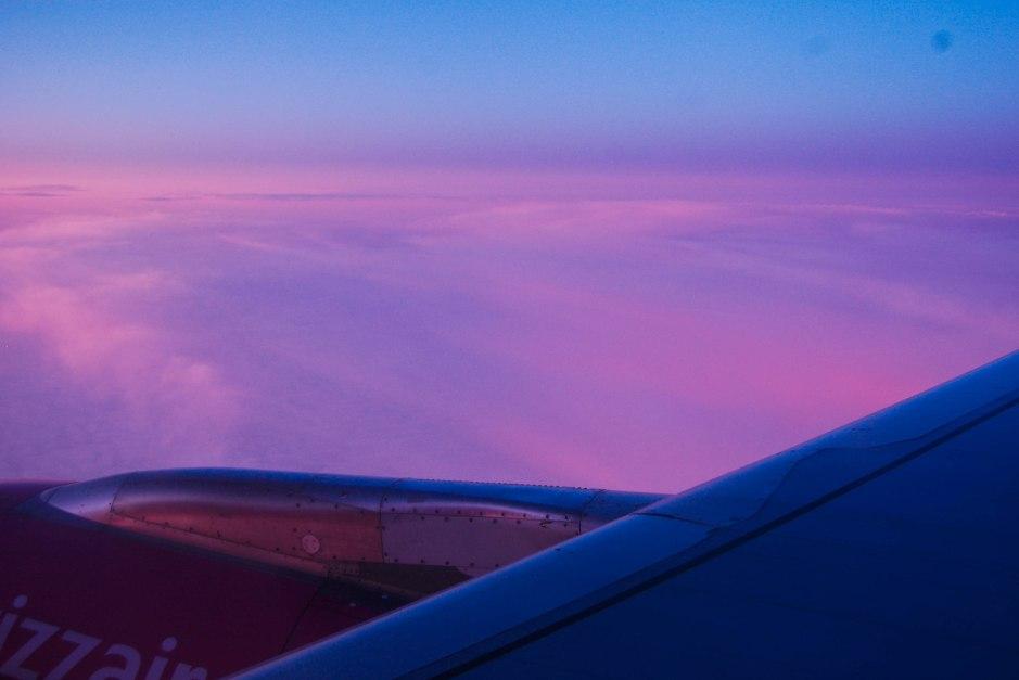 A jó WizzAirrel utaztunk