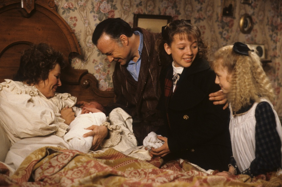Megszülni nyilván ő tudta csak, de a nevelés közös feladat? - kép: avonlea.sullivanmovies.com