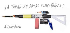 Fegyverbe, bajtársak! – Francisco J. Olea, chile-i rajzoló