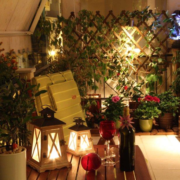 Egy ideális erkély-kéj - kép: homebastis.com