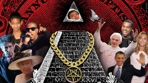 A Gawkernek komplett guide-ja is van (http://gawker.com/5886988/a-comprehensive-guide-to-the-illuminati-the-conspiracy-theory-that-connects-jay-z-and-queen-elizabeth)