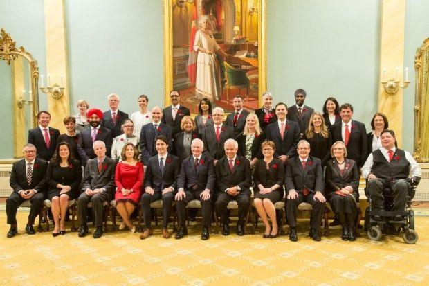 kanadai kormány