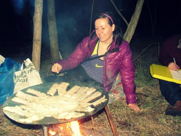 Így vacsorál egy modern grillsámán
