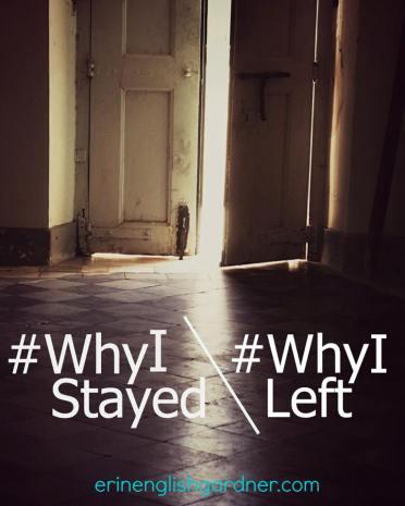 Miért maradtam/Miért léptem le