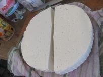 Elkészült a sajt is